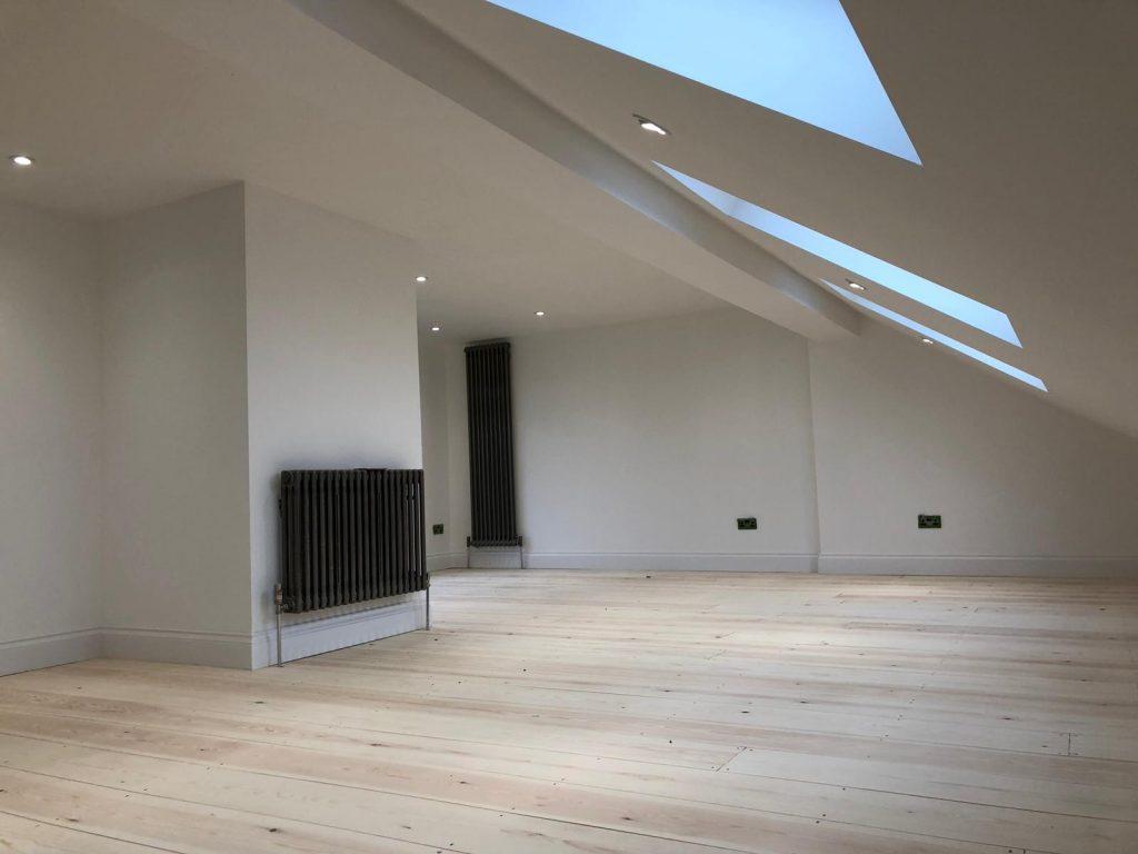 Spacious loft conversion in Lewisham, South London - by JQ Developments